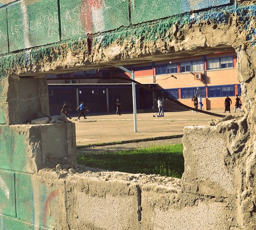 Absentismo escolar en el Polígono Sur de Sevilla