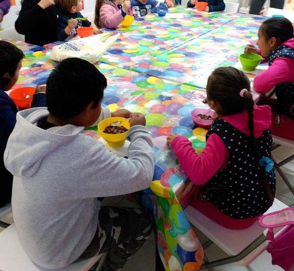 Centro de Día de la Asociación Entre Amigos en Polígono Sur.