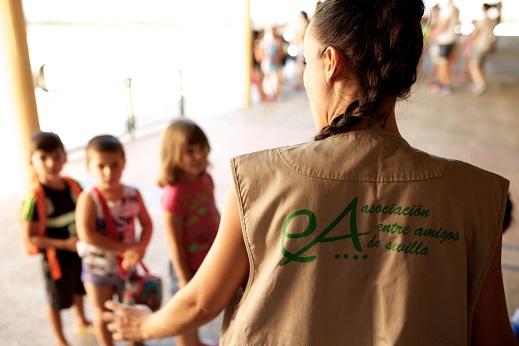 Lucha contra la Pobreza Infantil en el Polígono Sur de Sevilla