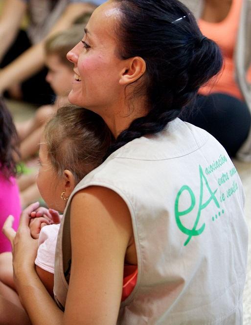 Voluntariado en Polígono Sur