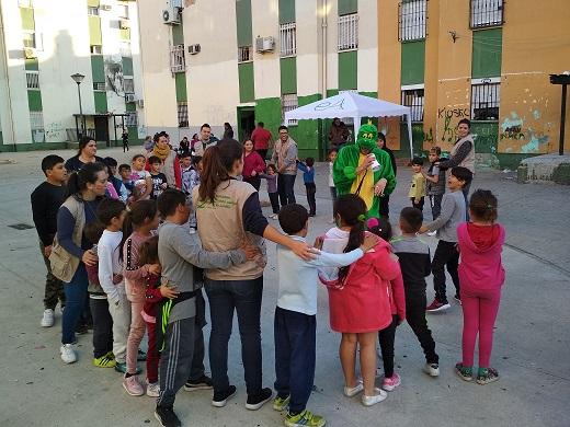 Radio Abierta es la emisora comunitaria del Polígono Sur de Sevilla