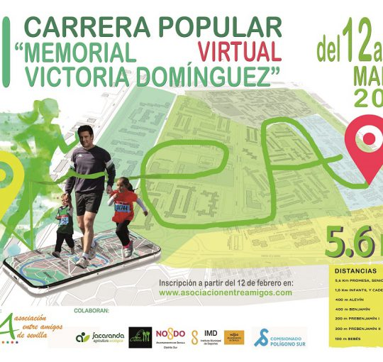 XI Carrera Popular Memorial Victoria Domínguez